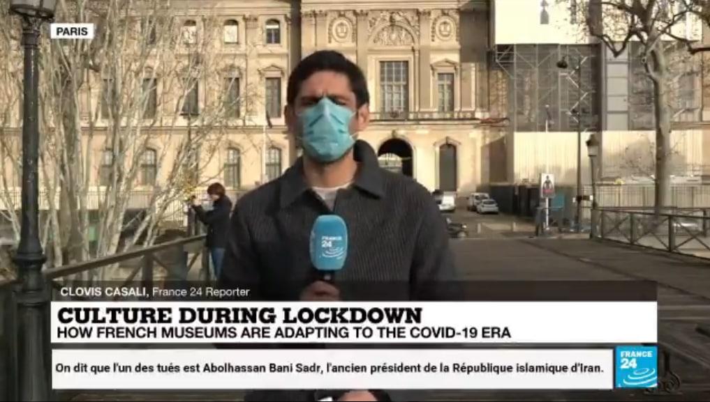 شایعات در پاریس: ابوالحسن بنیصدر گذشت